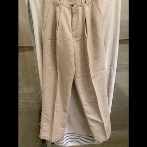 👍 GREAT FIND! Men's Dockers Linen Pants 30X30